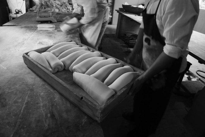 回民枕头馍制作全过程